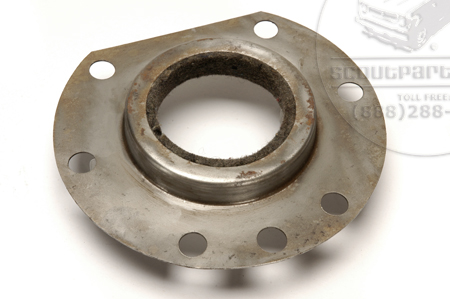 Axle Seal Retainer, Rear Wheel K/KB 1-2