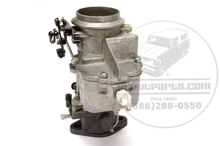 Carburetor, Carter 656S, Rebuilt