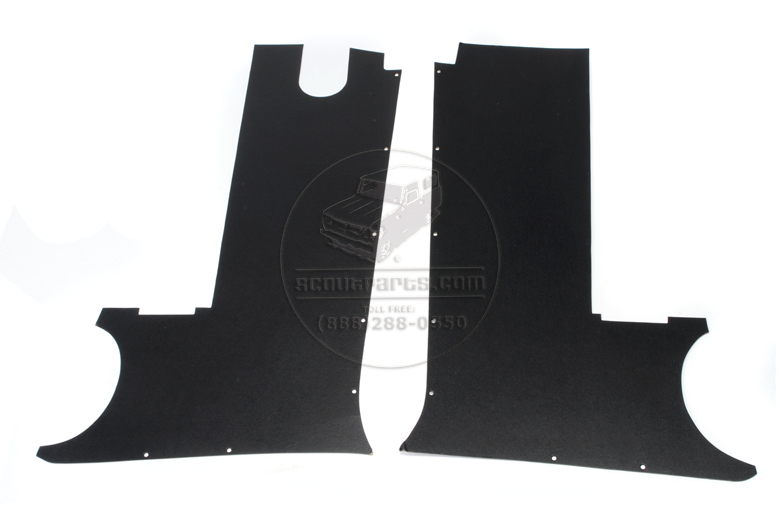 Headliner Board And Side Panels K/KB 6-7