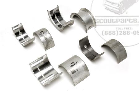 Main Bearing Set, Green Diamond 213ci, 233ci