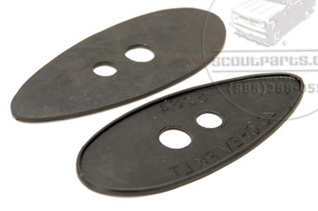 Parking Light Gasket (pad) pair