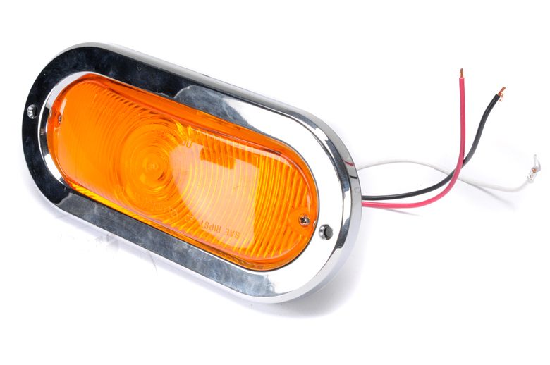 Turn Signal/ Parking Light Assembly, Front- AFTERMARKET