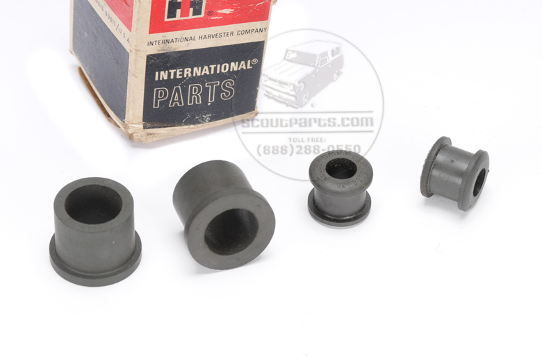 Disc Brake caliper pin bushing kit New Old Stock