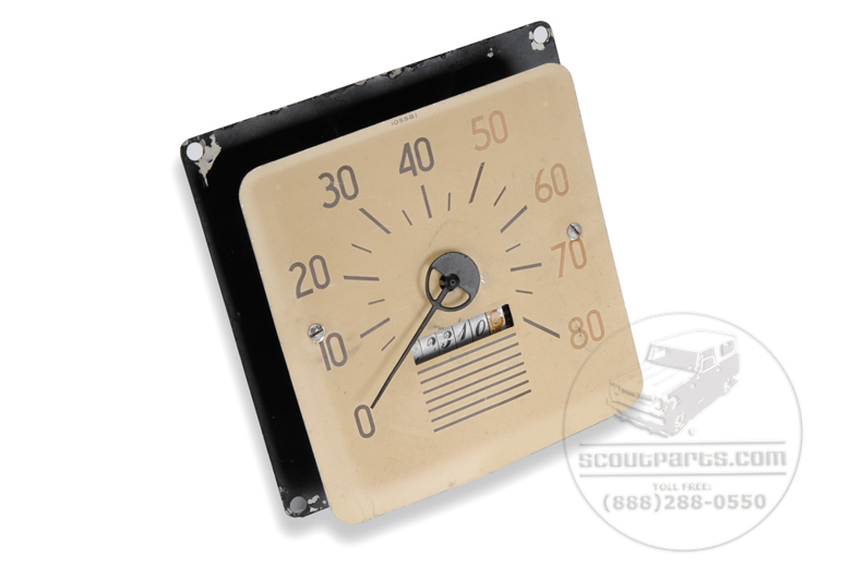Speedometer - New old stock.