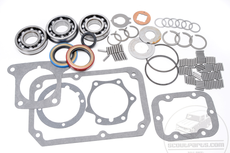 Transmission Overhaul Kit Borg Warner T98 4 speed