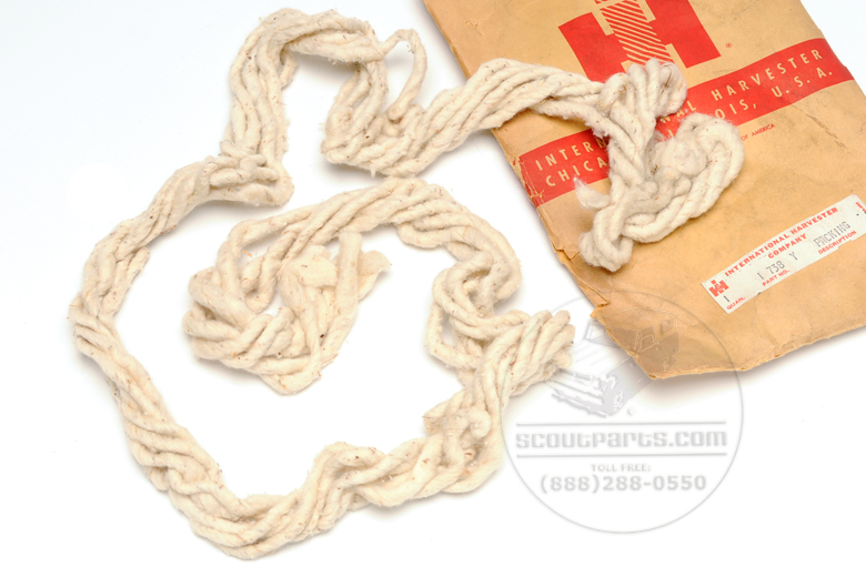 Rear Main Seal Packing rope New Old Stock