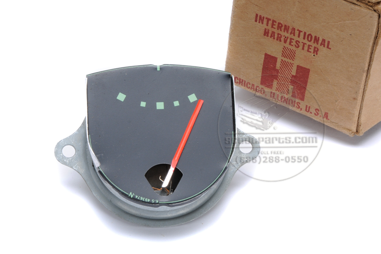 gauge for 1950's trucks and Travelalls