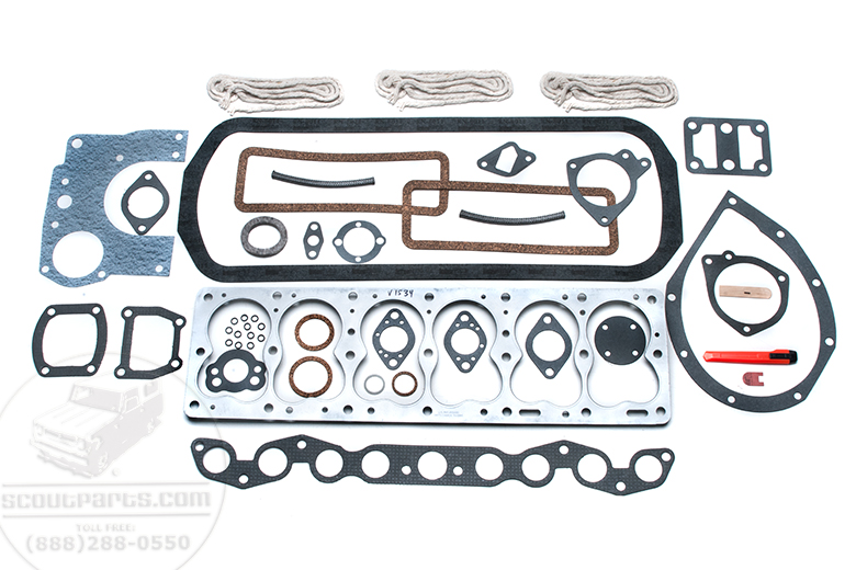 Engine Gasket Kit - 213 and 232