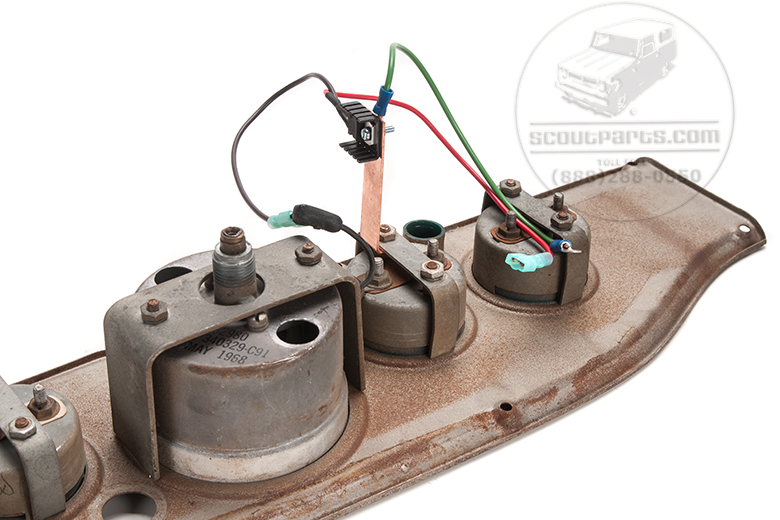 Voltage Regulator For Scout Gauges
