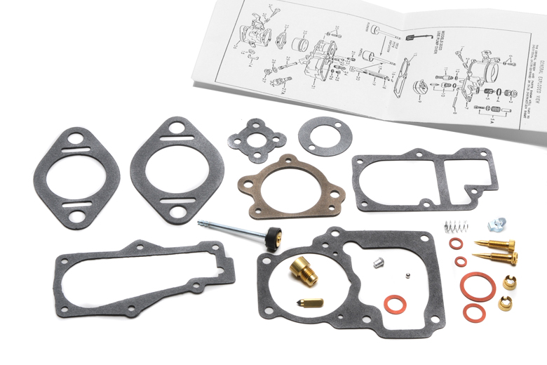 Carburetor Kit - Zenith 28 and Zenith 228 For International D, K, KB.
