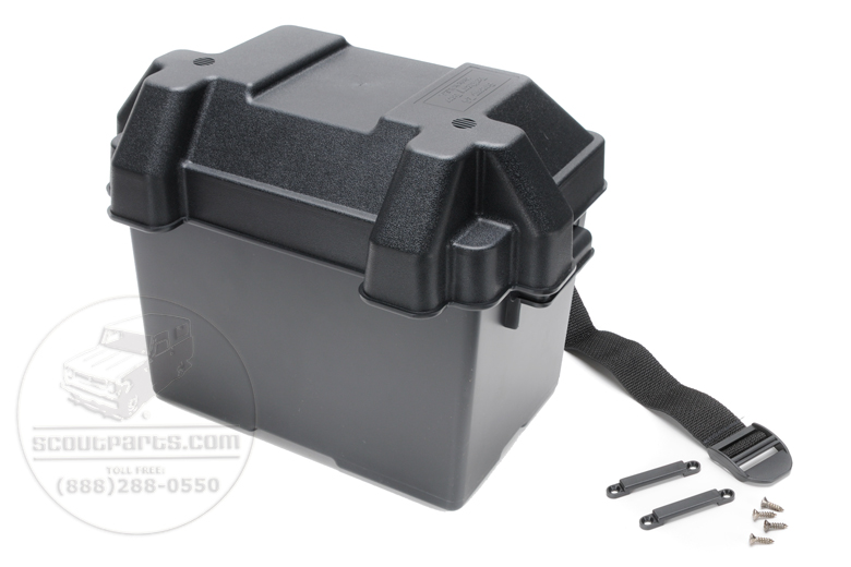 Battery Box - Protect Your Truck