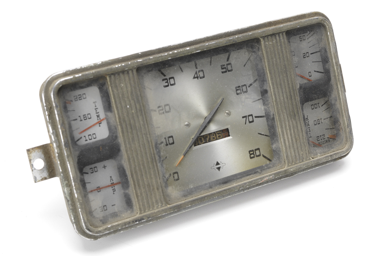 1937 D- SERIES Gauge Set