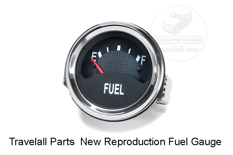 Fuel Gauge - Brand New Reprodcution