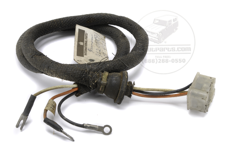 Headlight Harness - R-Series - NEW OLD STOCK