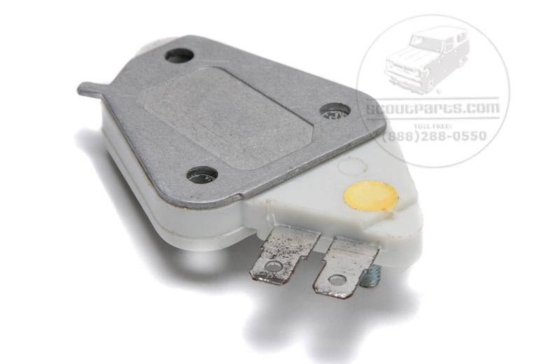 Voltage regulator - goes inside your alternator