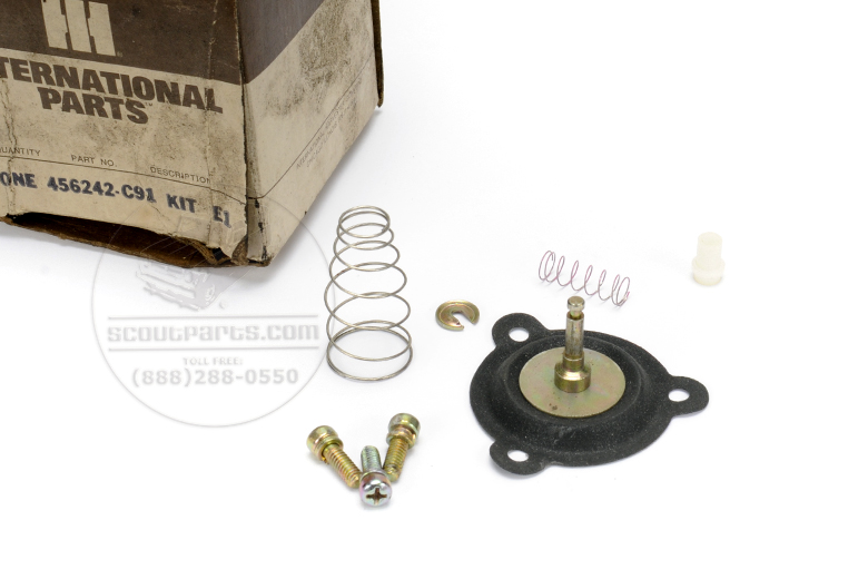 Carb Excelerator Pump Kit E1