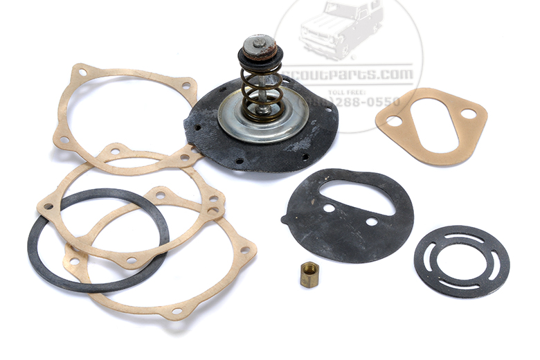 Fuel pump rebuild kit - new old stock