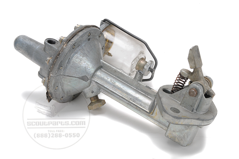 Fuel Pump Red Diamond - New Old Stock