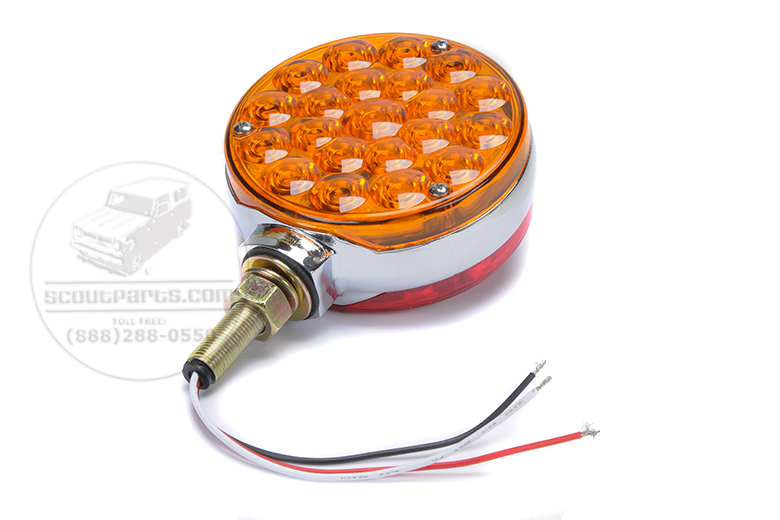 Turn Signal Light - Amber and Red New LED