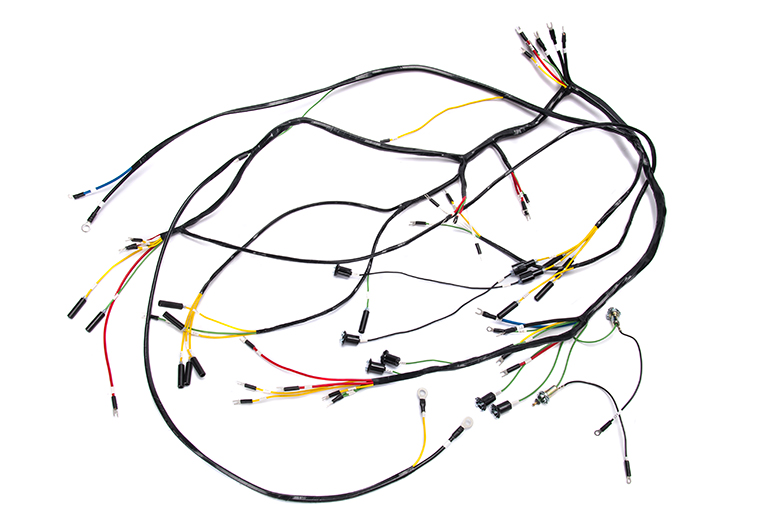Wiring Harness International S-Series Truck Travelall