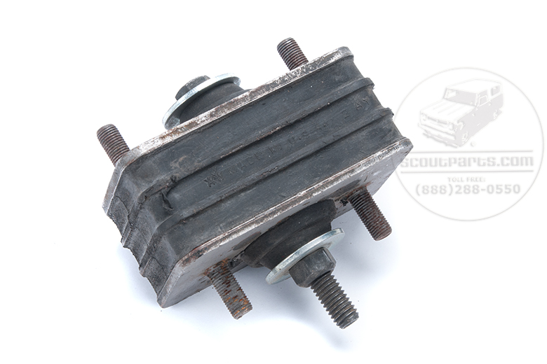Insulator rear for suspension - New Old Stock