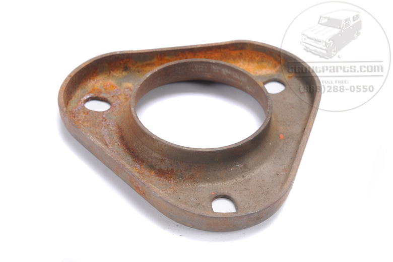 exhaust flange - 3 bolt New old stock