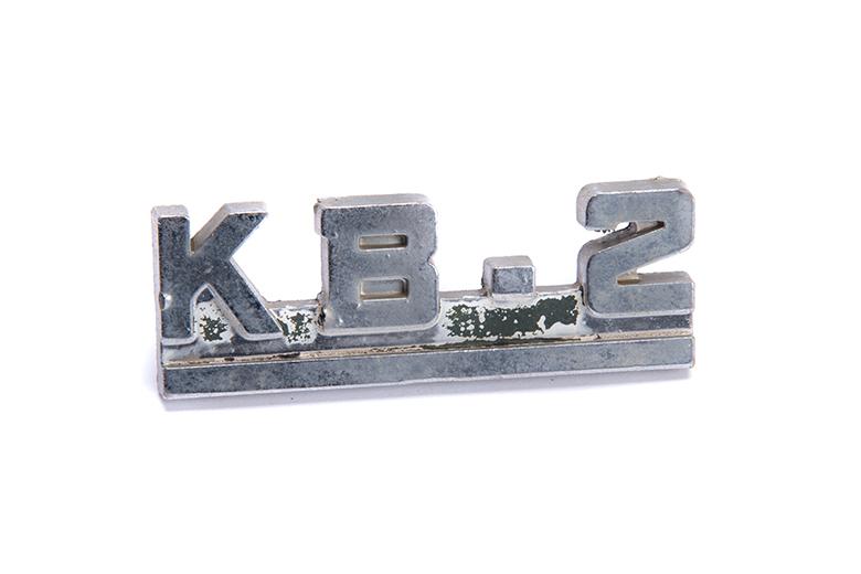 Emblem KB-2  - used only