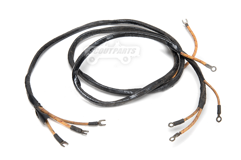 Wiring Harness - 53-55- R-series Sub Assembly Light Harness.
