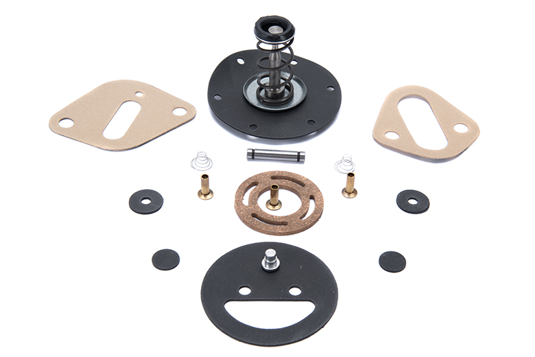 Fuel pump rebuild kit 1956 to 1965