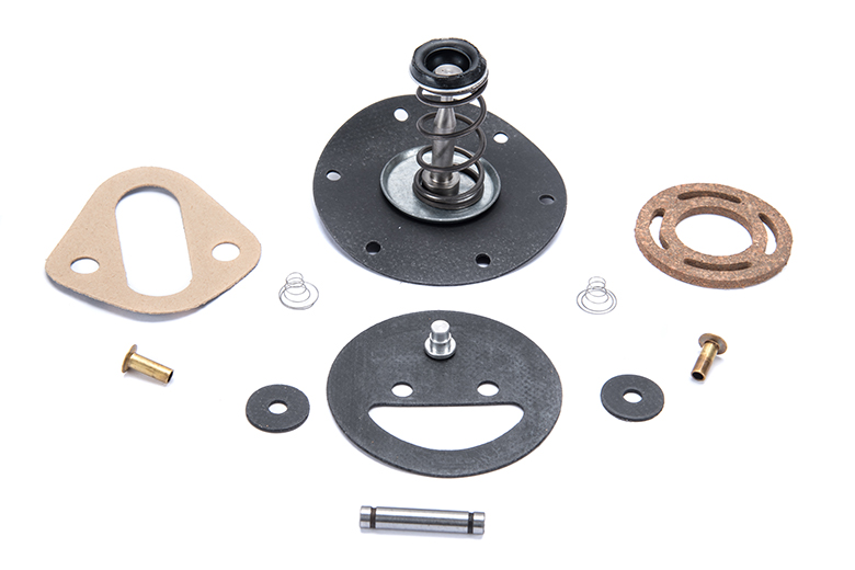 Fuel Pump Rebuild Kit - 1967 - 68