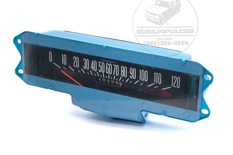 Speedo Gauge - Speedometer - Rebuilt