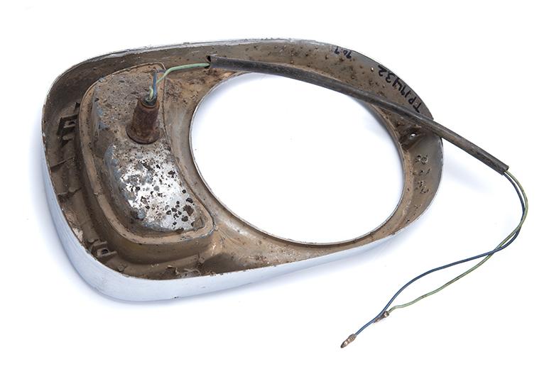 Headlight Bezel - used