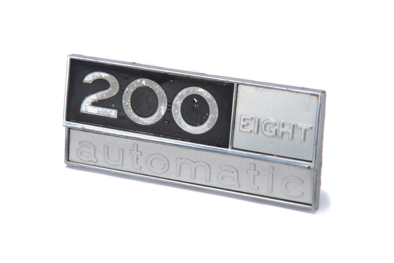 Emblem 200 eight Automatic