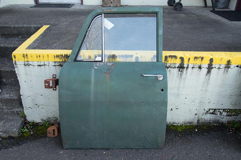 Driver Door 1969-75 Used.