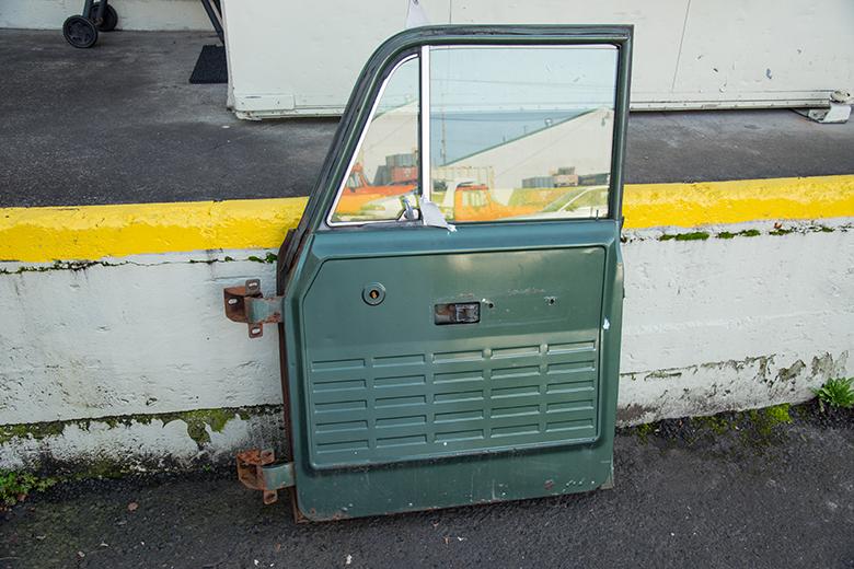 Passenger Door 1969-1975