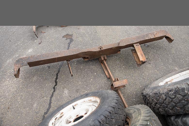 Bumper - used