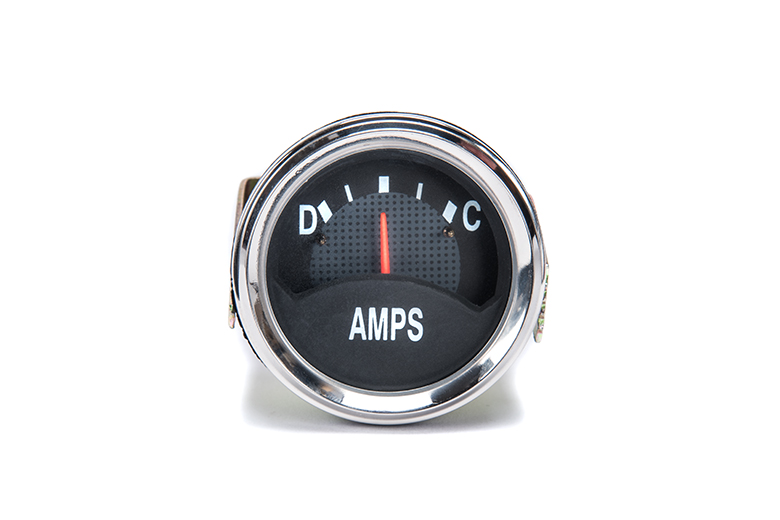 Amp Gauge Reproduction - New