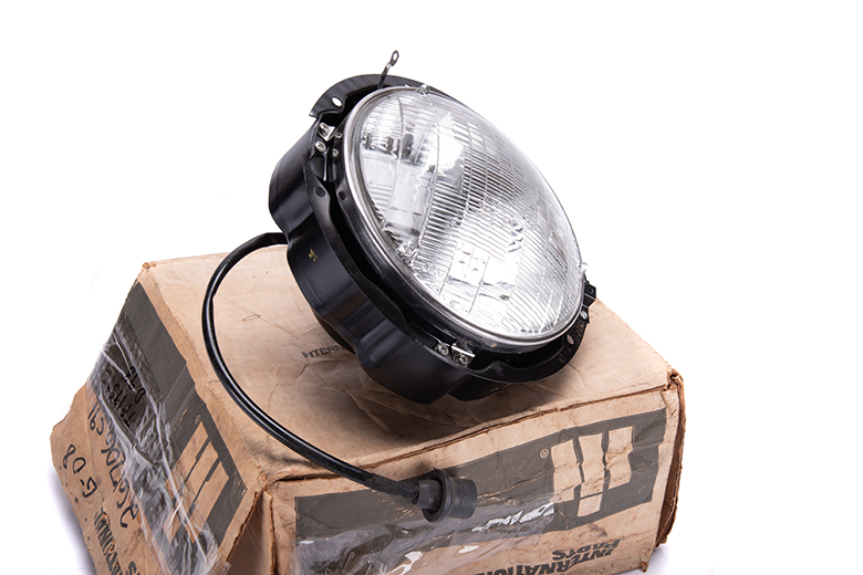 Head Light Bucket Complete - New Old Stock