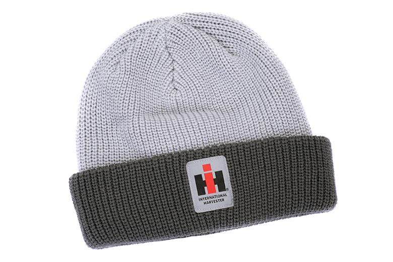 IH Waffle Style, Knit Stocking Cap Hat