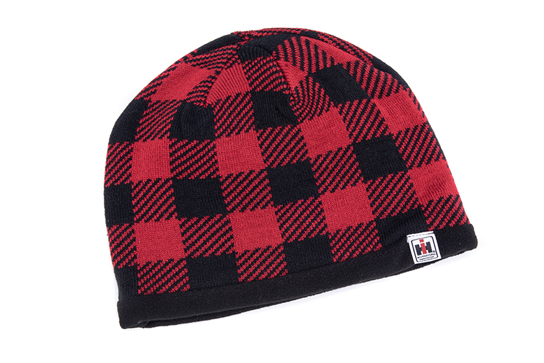 Buffalo Plaid IH Beanie