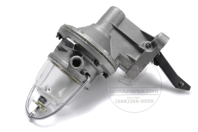Fuel Pump For Inline 6 IH Engines - BLD 269, BD 269, BD 282, BD 308