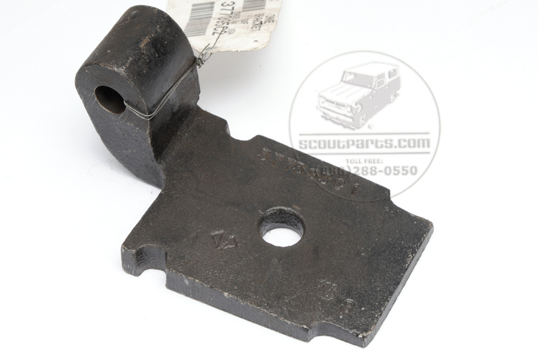 Left Front Shock Plate, New Old Stock , 72-73 1010 To 1510 Pickups