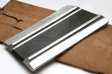 Chrome Moulding - Left Front Lower