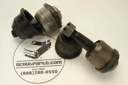 Upper or Lower Ball Joints for 74-75 2WD Truck&Travelall