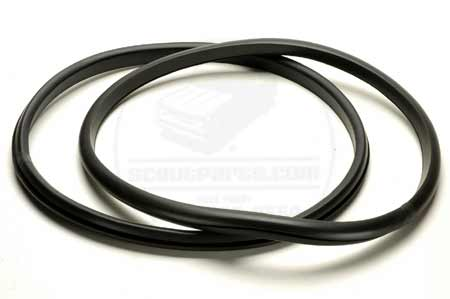 Split Rear Window Seals (2 Pcs)