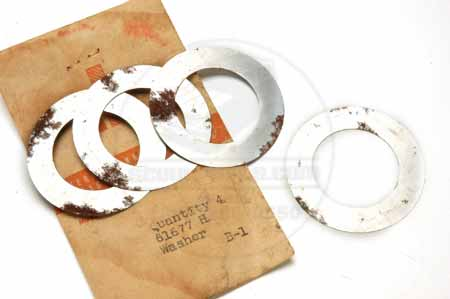 Washer/ shim - new old stock.