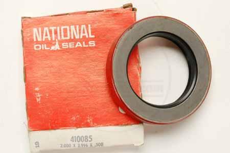 oil seal National - International Harvester  - New Old Stock