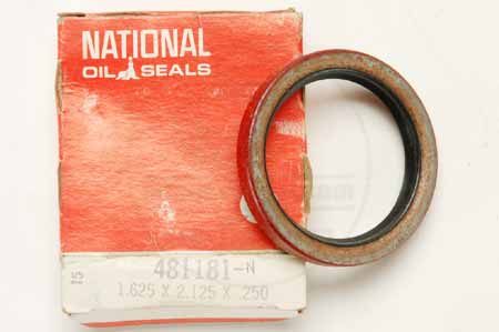 oil seal National  - new old stock