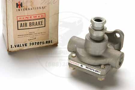 air brake valve