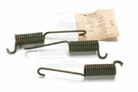 Brake Spring  - New Old Stock International Harvester
